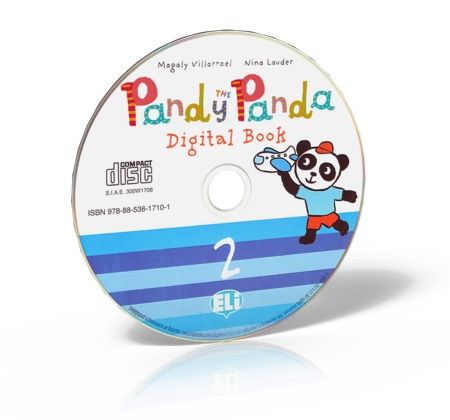 PANDY THE PANDA 2  Digital Book