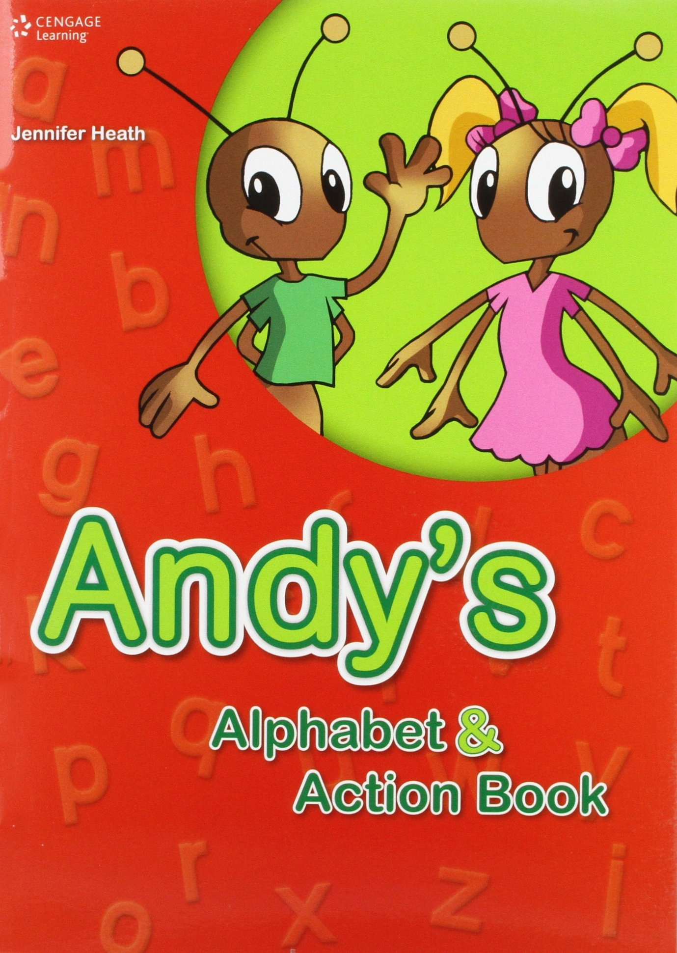 ANDY'S ALPHABET AND ACTION BOOK