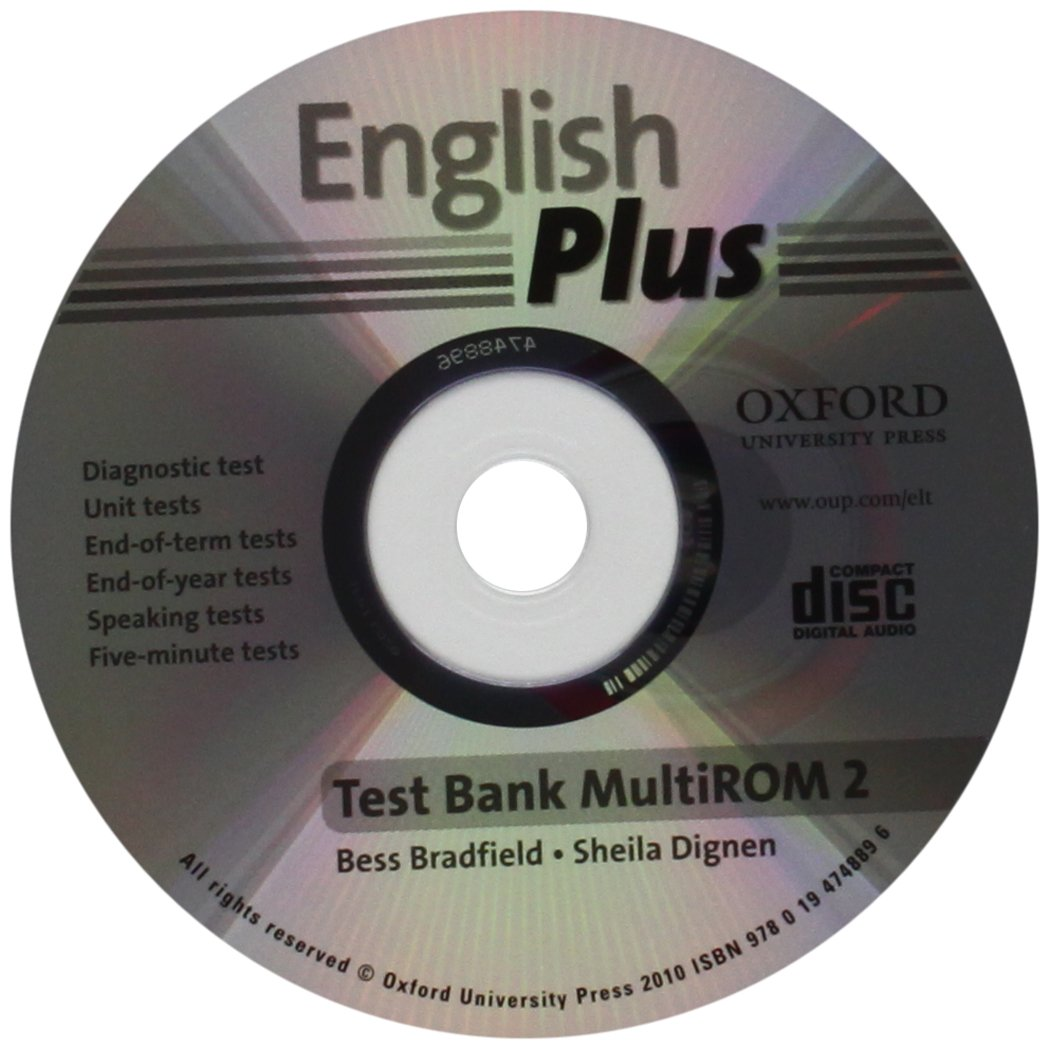 ENGLISH PLUS 2  TEST MULTIROM