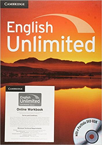 ENGLISH UNLIMITED STARTER Coursebook + e-Portfolio + Online Workbook Pack