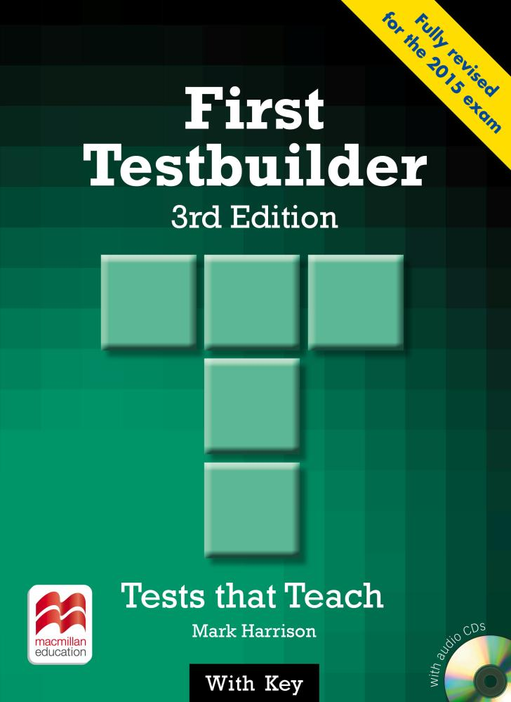 First Testbuilder 3rd Edition with answers+AudioCD Pack
