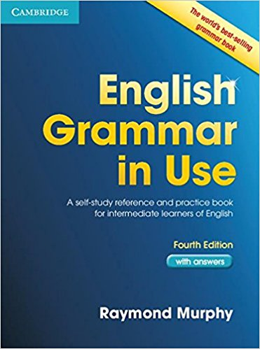 ENGLISH GRAMMAR IN USE 4th ED Book with Answers