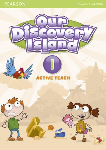 OUR DISCOVERY ISLAND 1 Active Teach