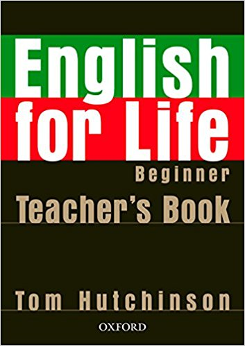 ENGLISH FOR LIFE  BEGINNER Teacher's Book + CD-ROM Pack