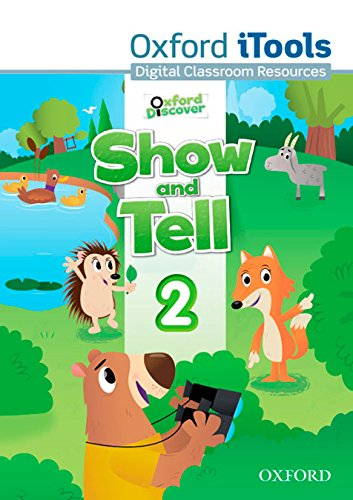 SHOW AND TELL 2 Itools