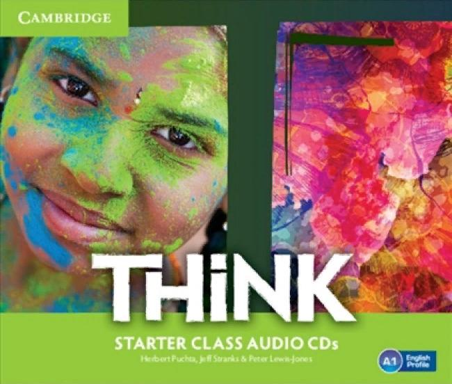 THINK STARTER Class Audio CDs