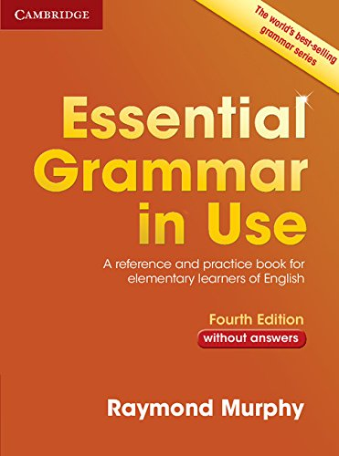 ESSENTIAL GRAMMAR IN USE 4th ED Book without Answers