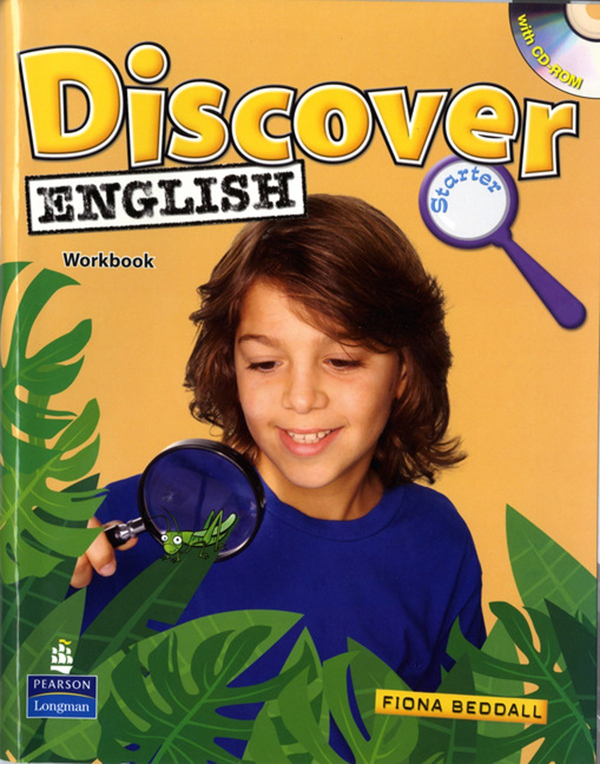 DISCOVER ENGLISH GLOBAL STARTER  Activity Book + MultiROM