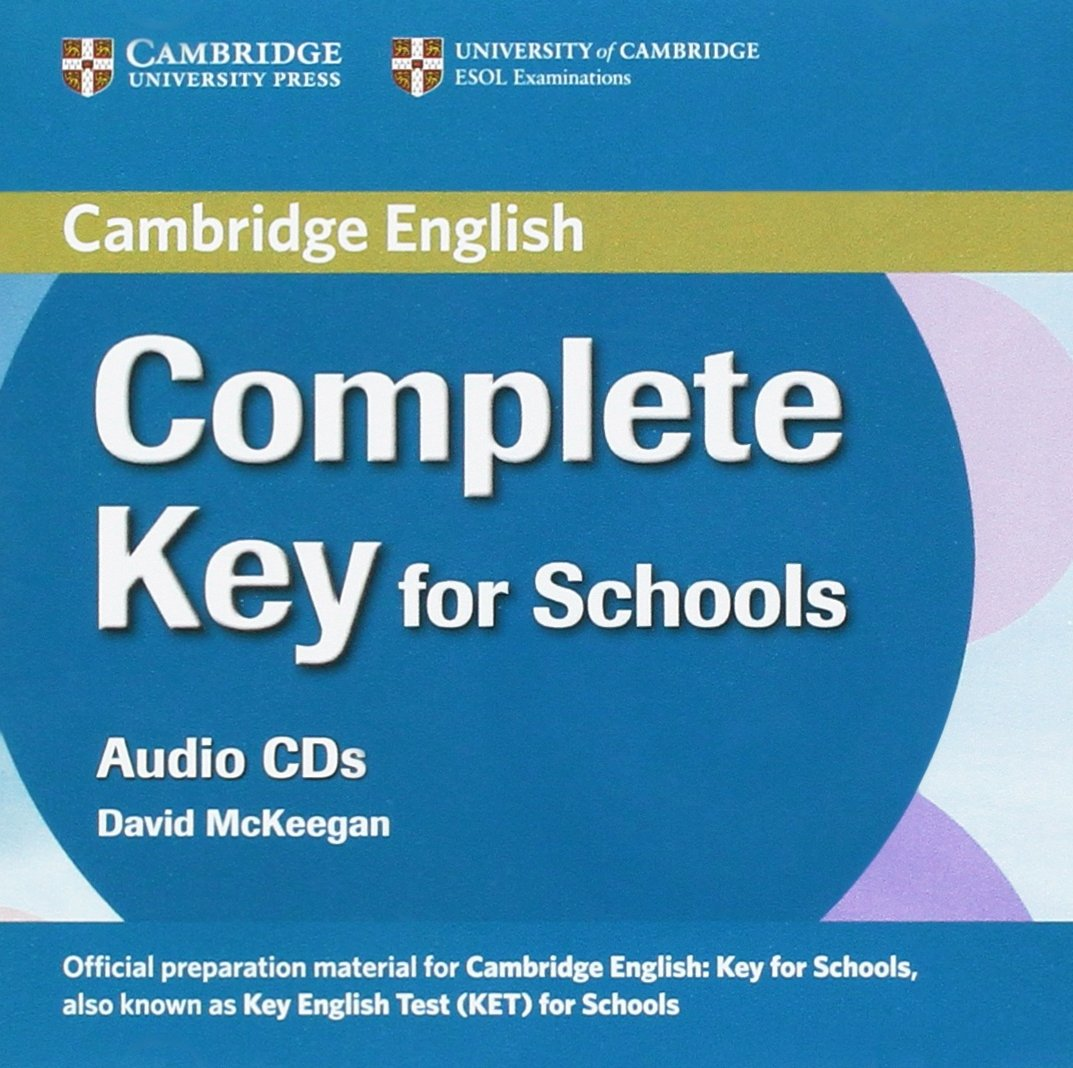 COMPLETE KEY FOR SCHOOLS Class Audio CD (x2)