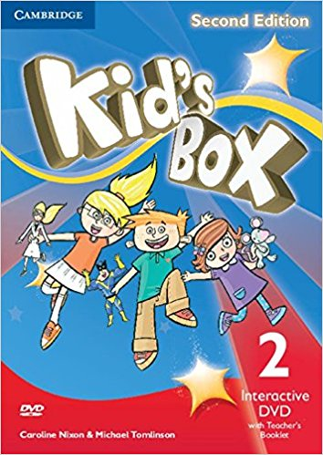 Kid's Box UPD 2Ed 2 Interactive DVD (NTSC) +TBlet