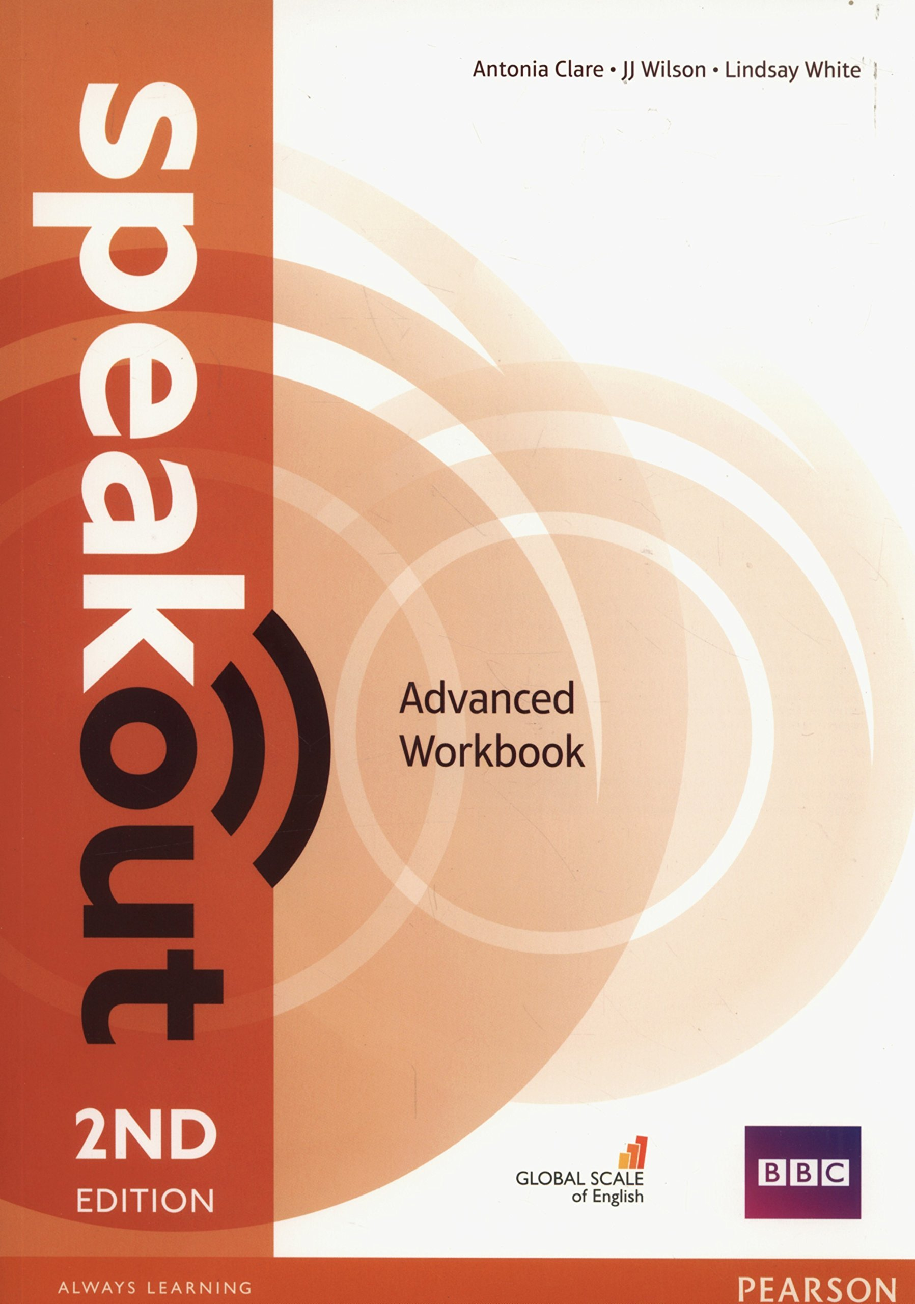 SPEAKOUT  ADVANCED 2nd ED Workbook  without answers