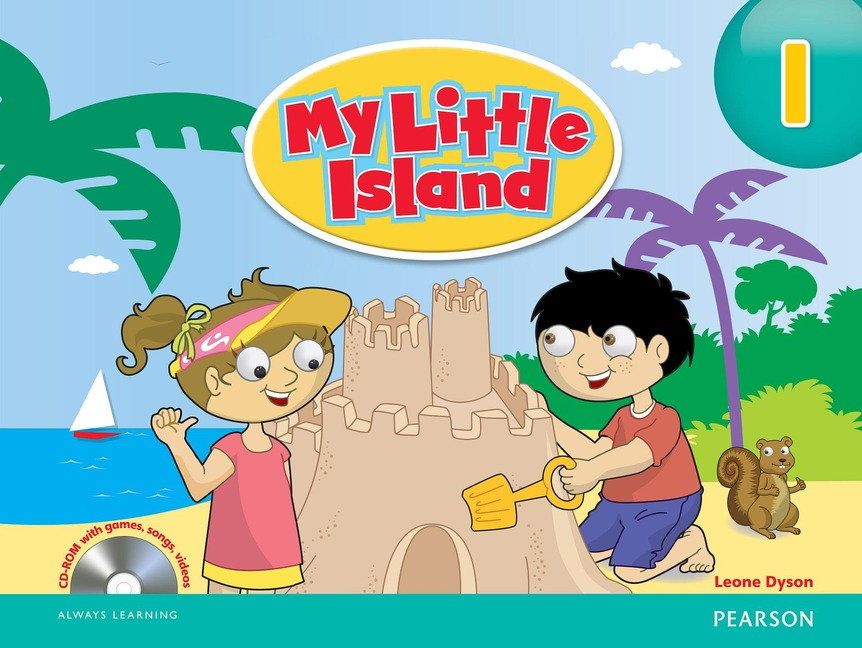 MY LITTLE ISLAND 1 Students Book + CD ROM