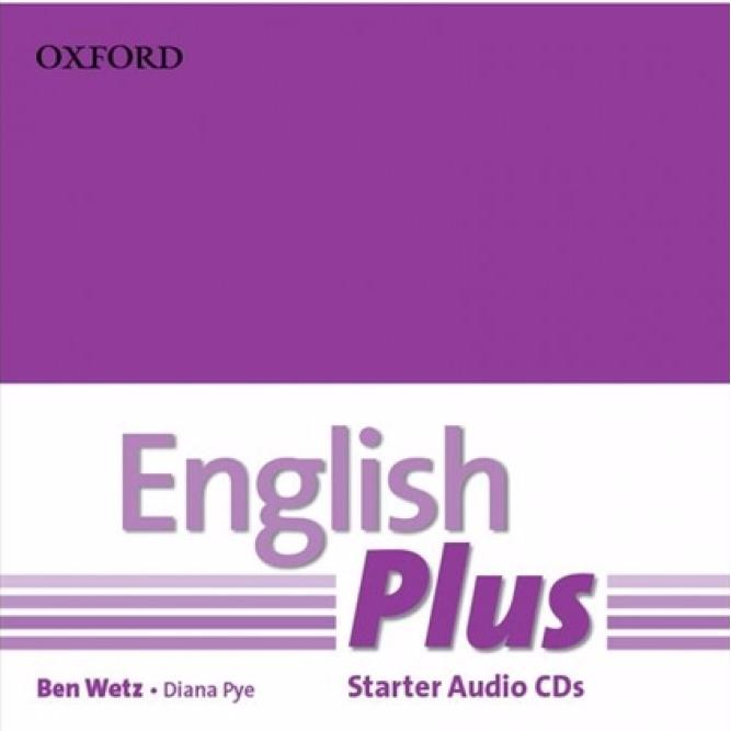 ENGLISH PLUS STARTER  Class Audio CD