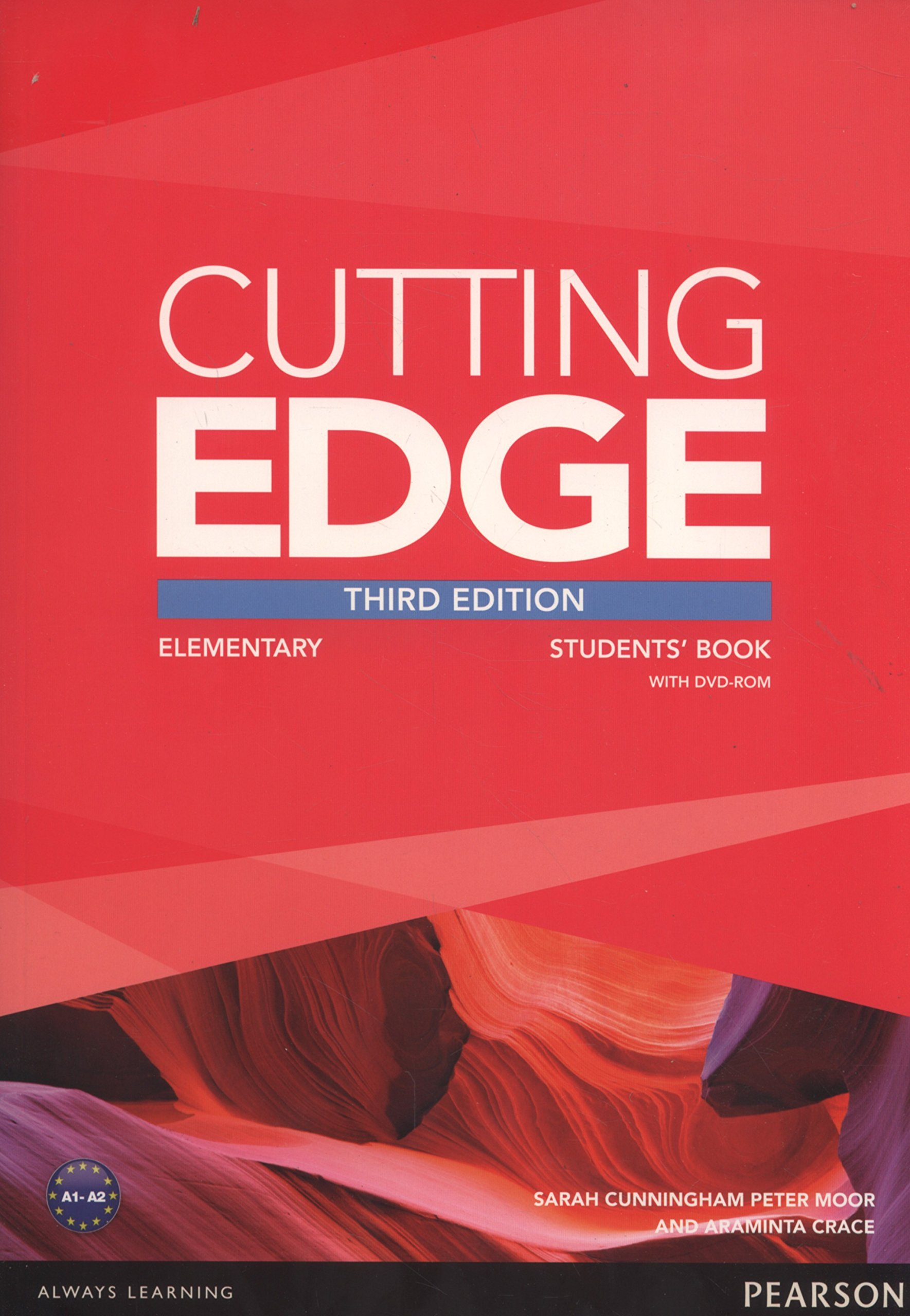 CUTTING EDGE ELEMENTARY 3rd ED Student's Book +DVD