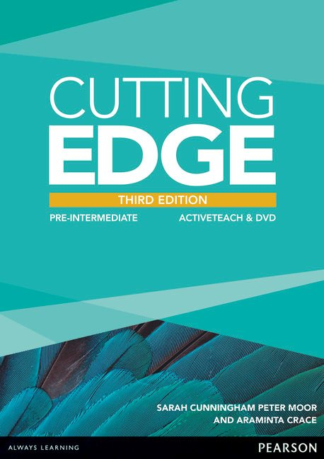 CUTTING EDGE PRE-INTERMEDIATE 3rd ED Active Teach