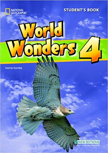 WORLD WONDERS 4 Student's Book with key