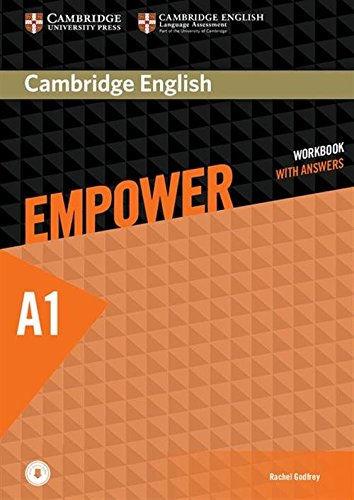 CAMBRIDGE ENGLISH EMPOWER STARTER Workbook with answers + Downloadable Audio