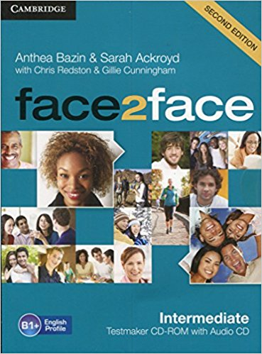 FACE 2 FACE INTERMEDIATE 2nd ED Testmaker CD-ROM + Audio CD