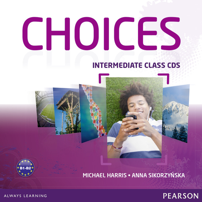 CHOICES Russia Intermediate Class Audio CD (x7)