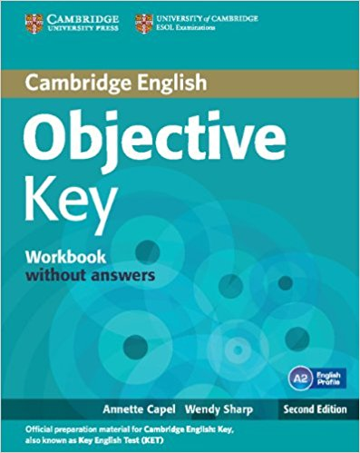 OBJECTIVE KEY 2nd ED Workbook without Answers
