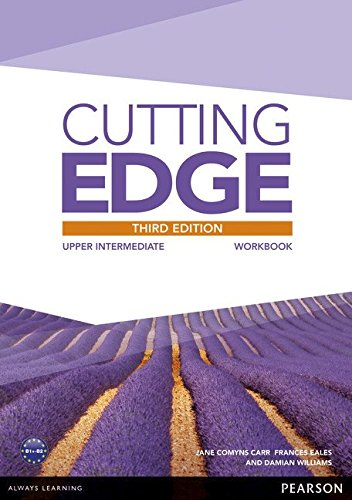 CUTTING EDGE UPPER-INTERMEDIATE 3rd ED Workbook without answers