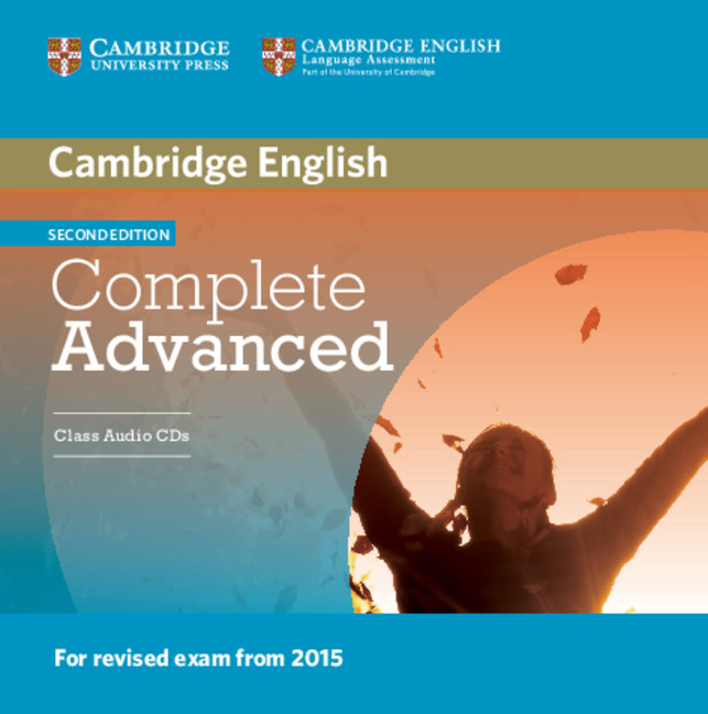 COMPLETE ADVANCED 2nd ED Class Audio CD