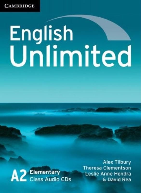 ENGLISH UNLIMITED ELEMENTARY Audio CD