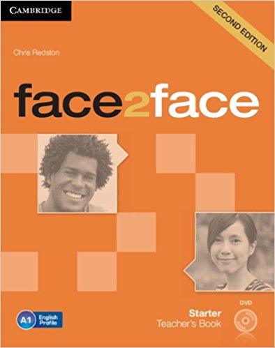 FACE 2 FACE STARTER 2nd ED Teacher's Book with DVD