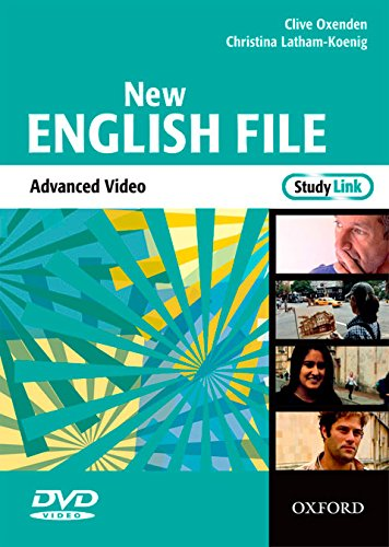 NEW ENGLISH FILE ADVANCED DVD