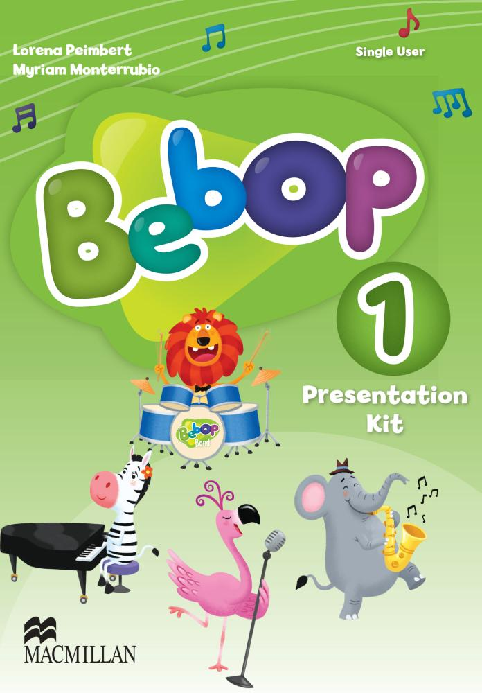 BEBOP 1 Teacher's Presentation Kit