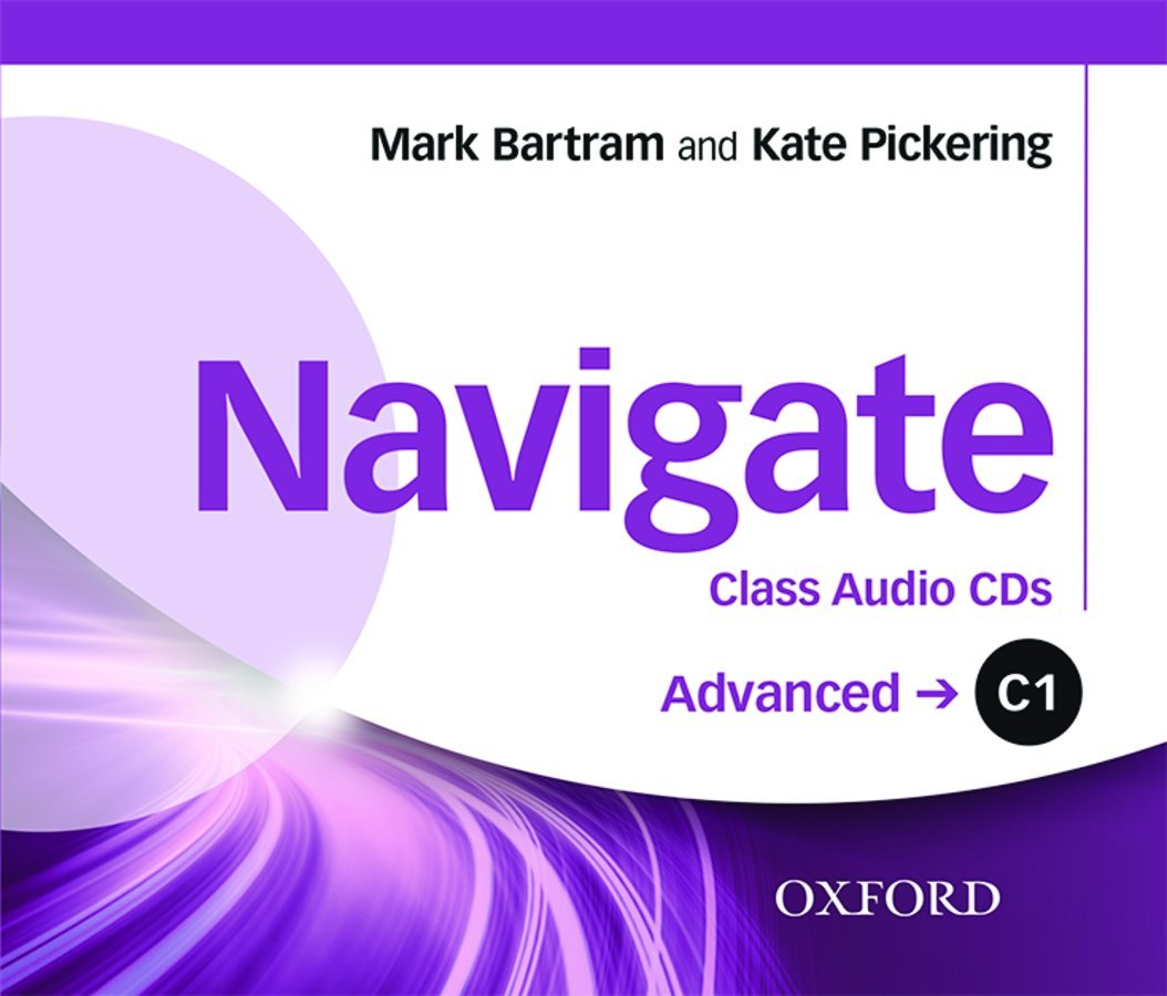 NAVIGATE ADVANCED  Audio CD