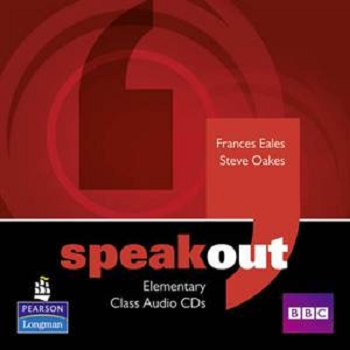 SPEAKOUT  ELEMENTARY  Audio CD