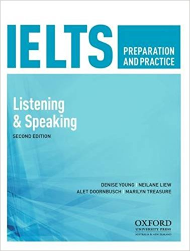 IELTS PREPARATION AND PRACTICE SPEAKING AND LISTENING 3rd ED Book