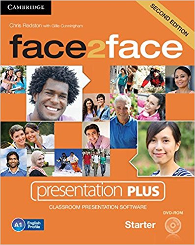 FACE 2 FACE STARTER 2nd ED Presentation Plus DVD-R