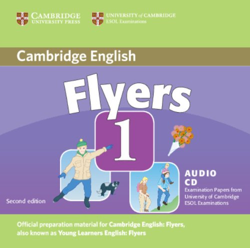 CAMBRIDGE YOUNG LEARNERS ENGLISH TESTS 2nd ED Flyers 1 Class Audio CD