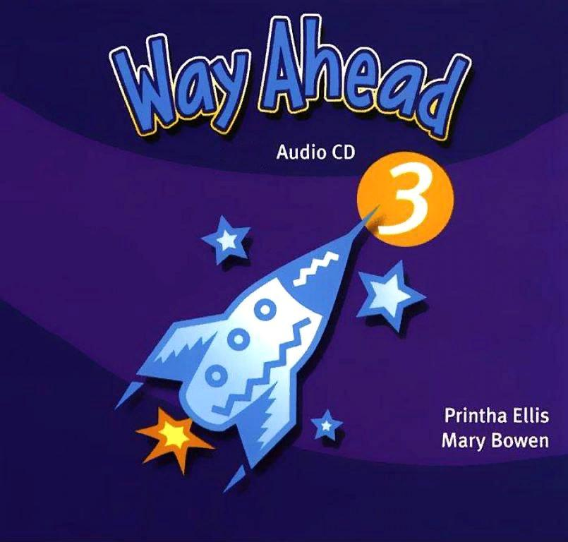 New Way Ahead 3 Cl CD x1 лцн