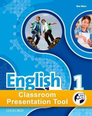 ENGLISH PLUS 1  2ED STUDENTS BOOK CPT CODE GENERATED
