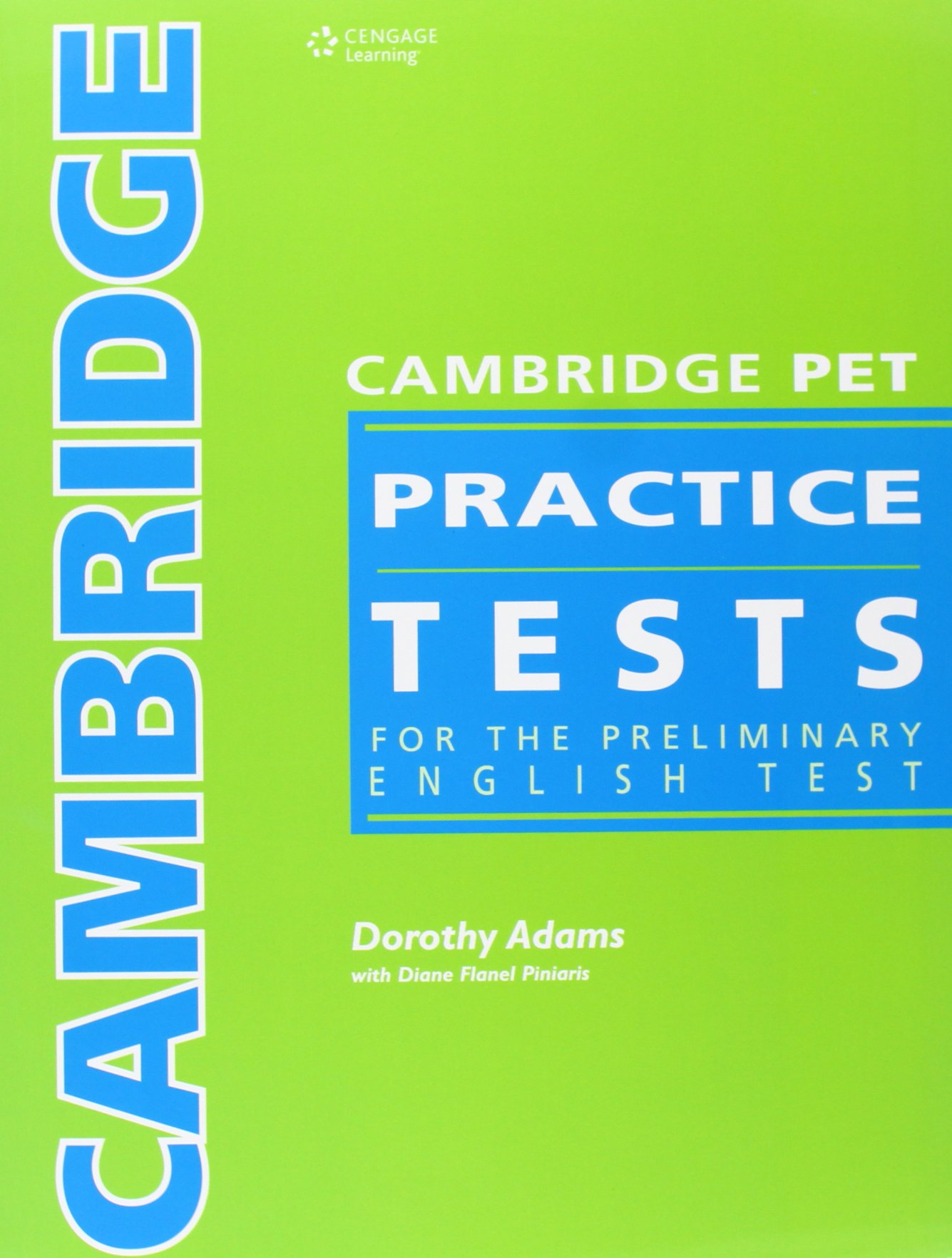 Cambridge PET Practice Test Student's Book [with AudioCD(x3) and answers]