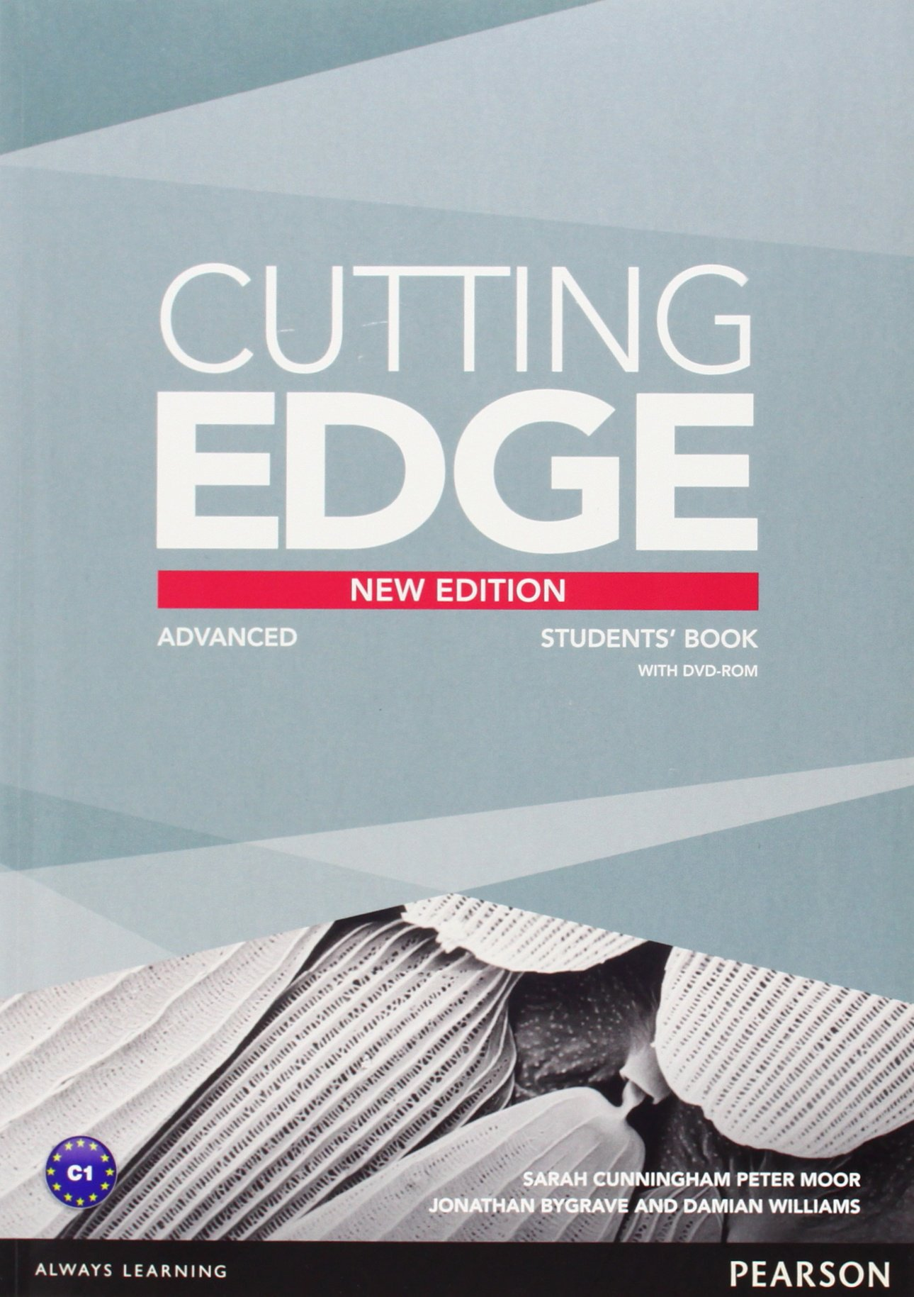 CUTTING EDGE ADVANCED  3rd ED Student's  Book+DVD