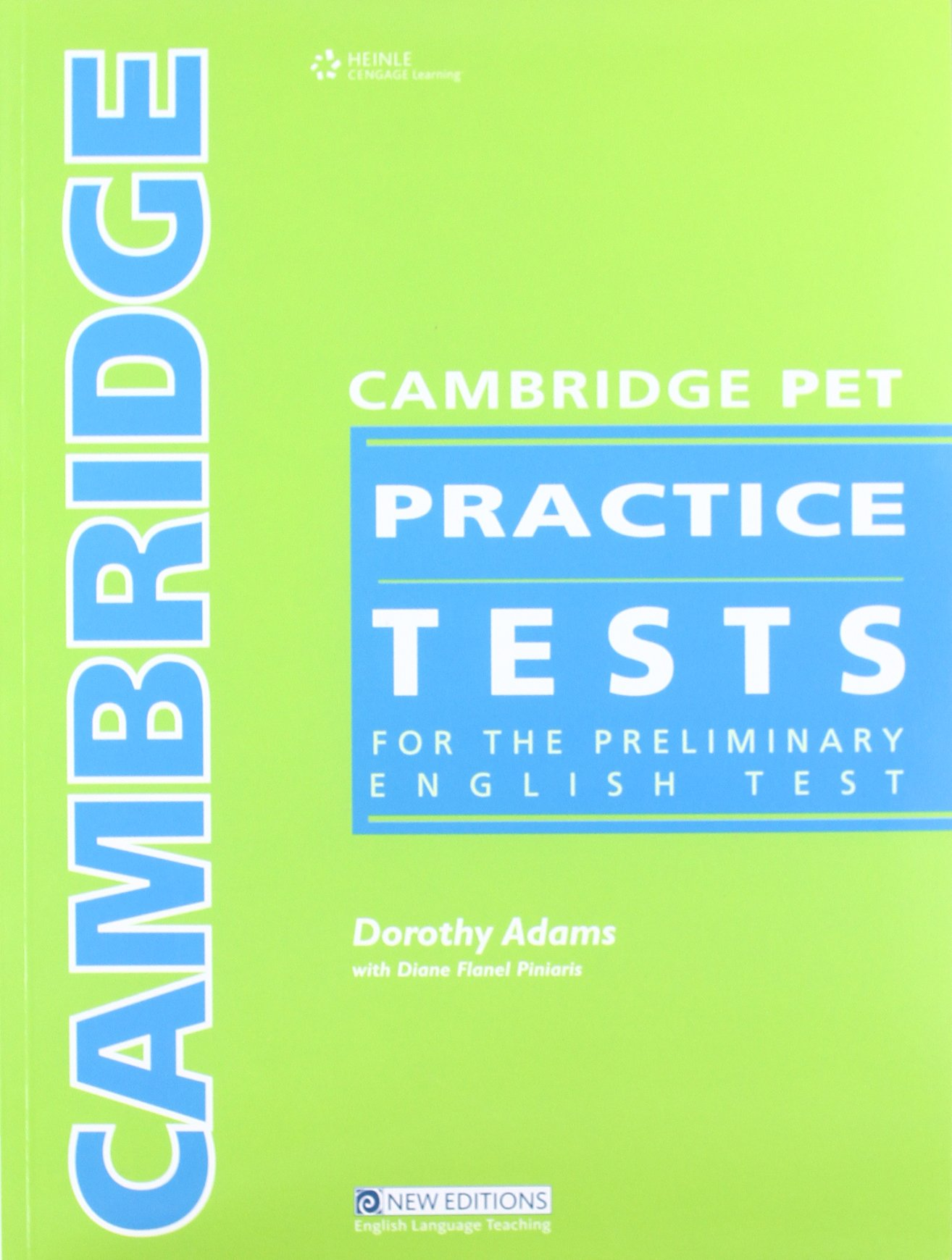 Cambridge PET Practice Test Teacher's Book