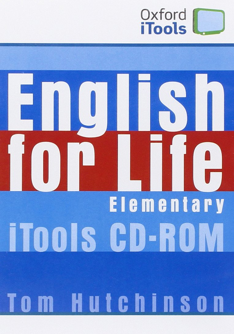 ENGLISH FOR LIFE  ELEMENTARY  iTOOLS