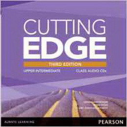 CUTTING EDGE  UPPER-INTERMEDIATE 3rd ED Audio CD