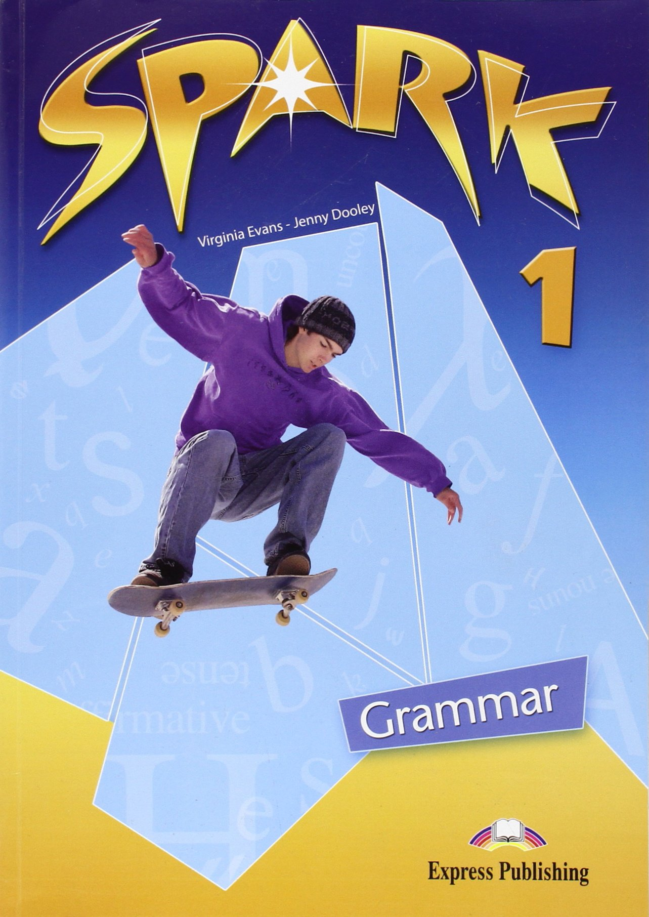 SPARK 4 (MONSTERTRACKER)  Grammar Book