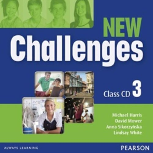 CHALLENGES NED 3 Class Audio CD (x4)