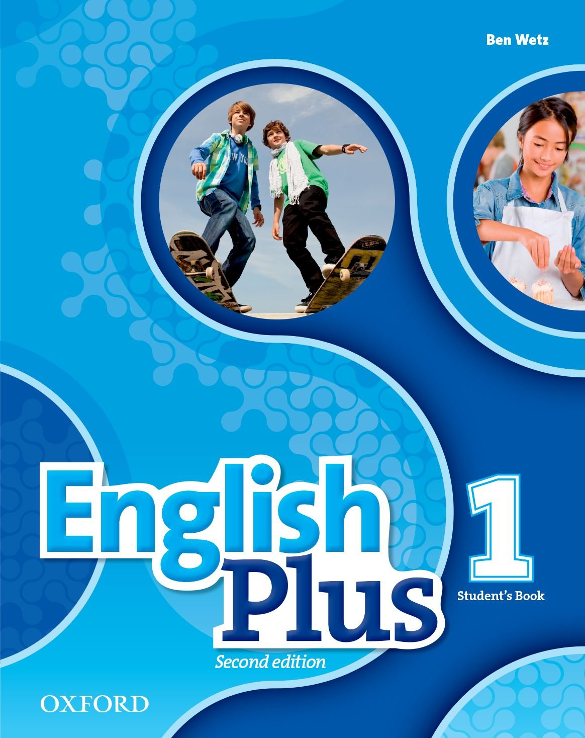 ENGLISH PLUS 1 2ED Student's Book