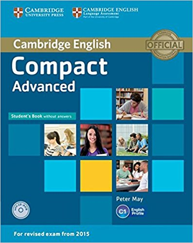 COMPACT ADVANCED 2015 Student's Book without Answers + CD-ROM