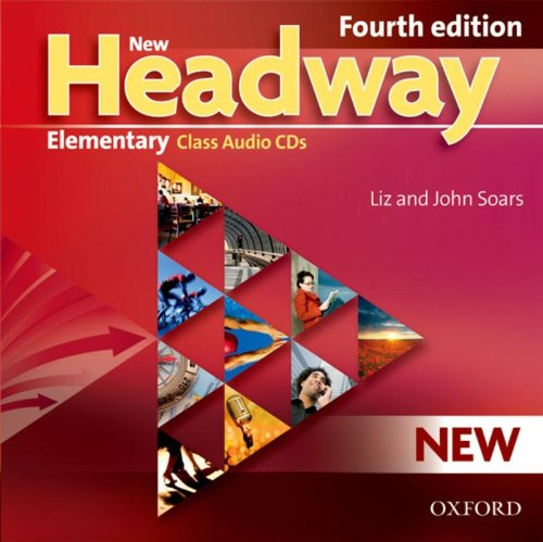 NEW HEADWAY ELEMENTARY 4th ED Audio CD
