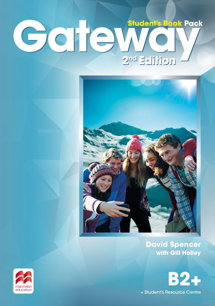GATEWAY 2nd ED B2+ Student's Book Pack