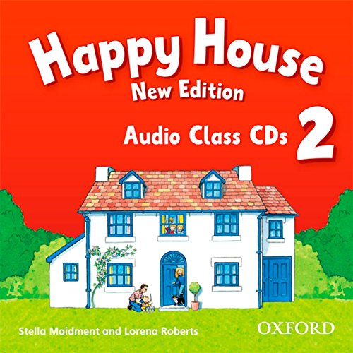 HAPPY HOUSE 2 New ED Class Audio CD
