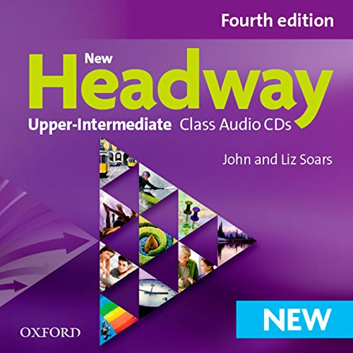 NEW HEADWAY UPPER-INTERMEDIATE 4th ED Audio CD